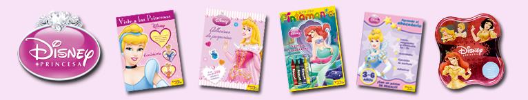 <div>Disney. Princesas</div>