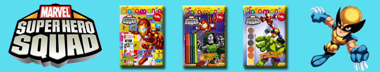 <div>Super Hero Squad</div>
