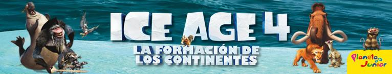 <div>Ice Age 4</div>