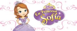Disney. Princesa Sofía
