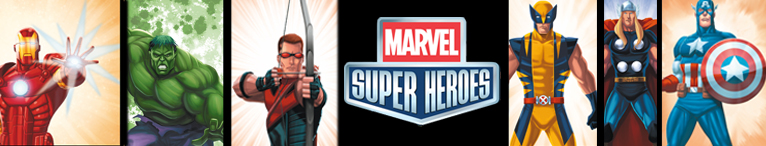 <div>Marvel. Superhéroes</div>