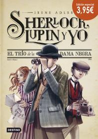 El trío de la dama negra. Edición especial 3,95€