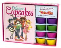 Deliciosos cupcakes con El Club de Tea