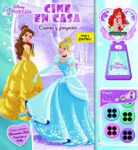 Princesas. Cine en casa
