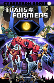 Transformers Cybertron Oscuro