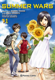 Summer Wars nº 01/03