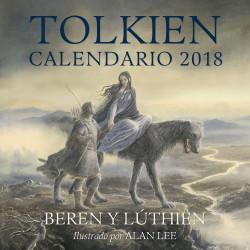 Calendario Tolkien 2018