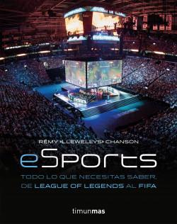 eSports. Todo lo que necesitas saber, de League of Legends al FIFA