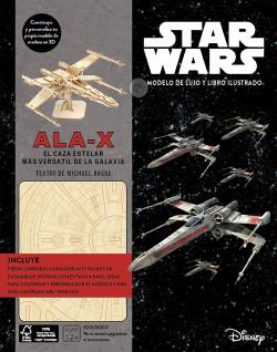 Kit Ala-X. El caza estelar más versátil de la Galaxia