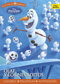 Frozen. Olaf y los nevaditos