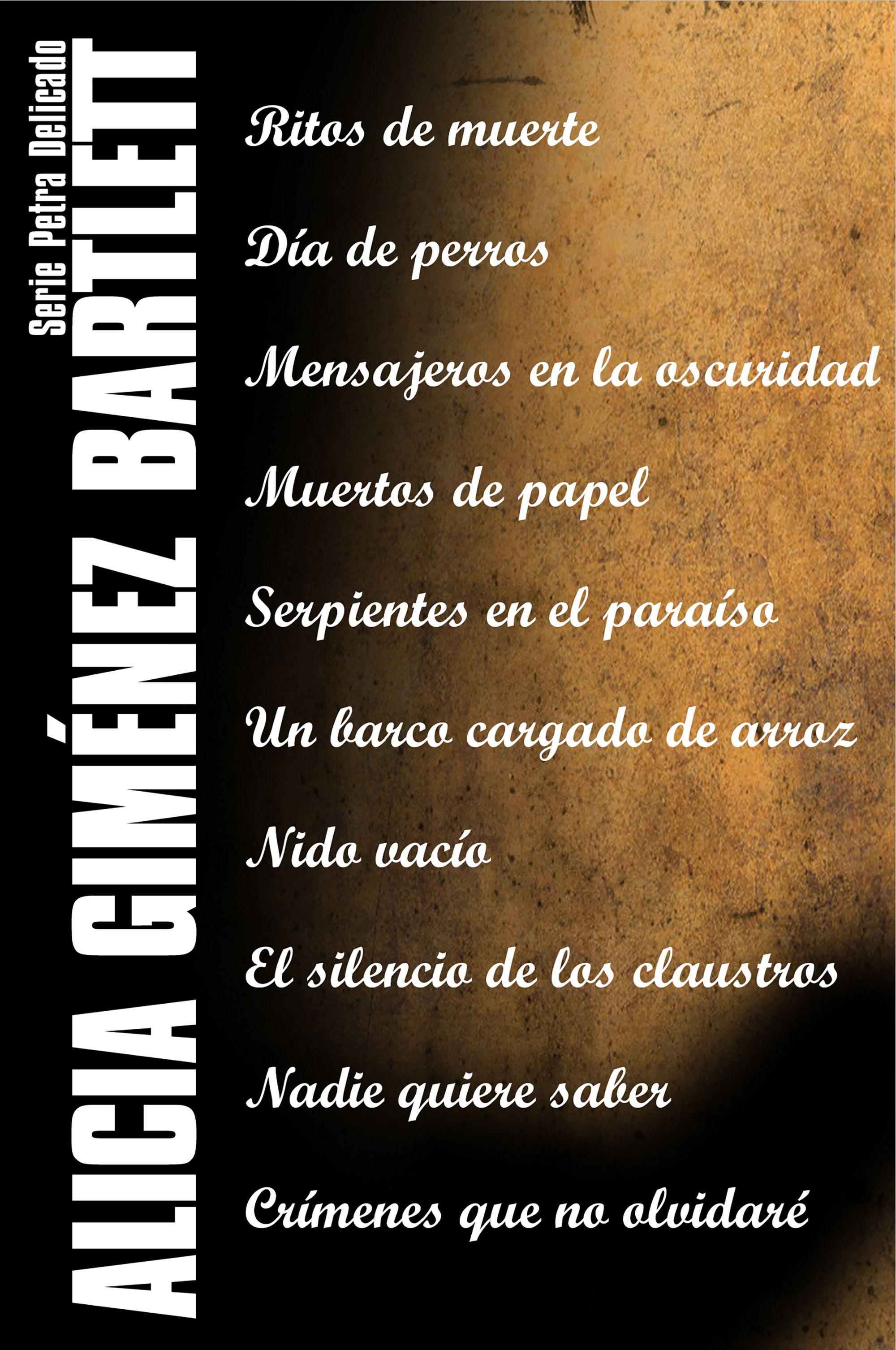 Otros libros de Alicia Giménez Bartlett