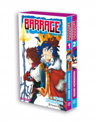 Barrage (Cofre 1+2)