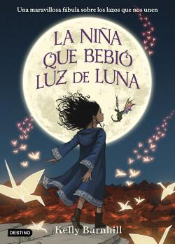 La niña que bebió luz de luna