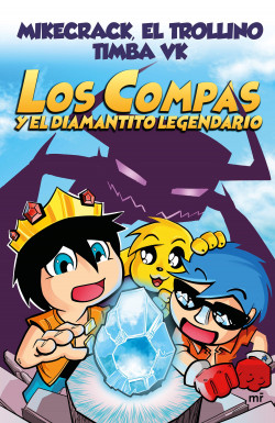 Los Compas y el Diamantito Legendario - Varios - Martínez Roca