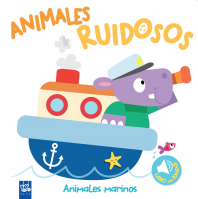 Animales ruidosos. Animales marinos