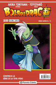 ✭ Dragon Broly Super ~ Anime y Manga ~ El tomo 5 sale el 24 de marzo. Portada_bola-de-drac-serie-vermella-n-226_akira-toriyama_201807171315