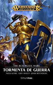 The Realmgate Wars nº 01/04 Tormenta de guerra