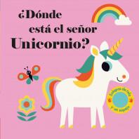 ¿Dónde está el señor Unicornio?