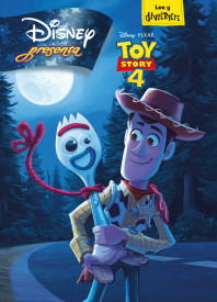 Toy Story 4. Disney Presenta