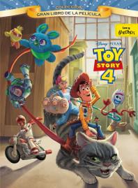 Toy Story 4. Gran libro de la película