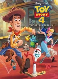 Toy Story 4. La novela gráfica