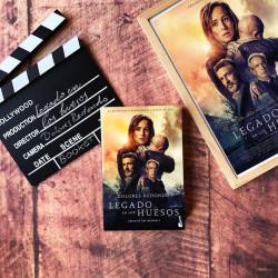 Legado En Los Huesos Ed Película Dolores Redondo Planeta De Libros