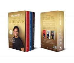 Estuche Colección 88 peldaños de Anxo Pérez - vols. 1, 2 y 3