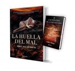 Pack TC La huella del mal + Los príncipes de la prehistoria