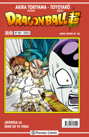 Dragon Ball Serie roja nº 241 (vol6)