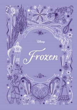 Frozen. Tesoros de la animación