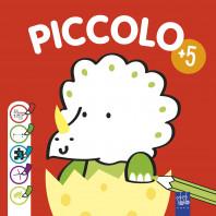 Piccolo +5 Rojo