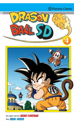 Dragon Ball SD nº 04