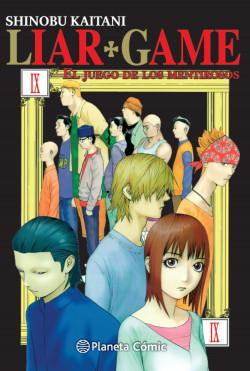 Liar Game nº 09/19 (Nueva edición)