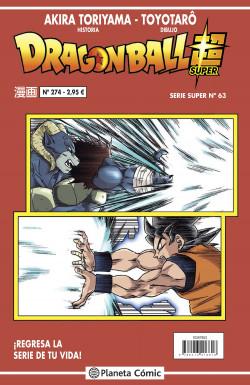 Dragon Ball Serie Roja nº 274