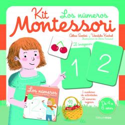Kit Montessori. Los números