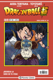 Dragon Ball Serie Roja nº 261