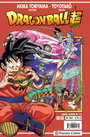 Dragon Ball Serie Roja nº 262