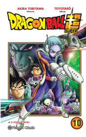 Dragon Ball Super nº 10