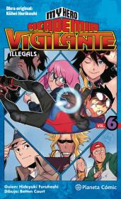 My Hero Academia Vigilante Illegals nº 06