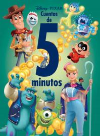 Pixar. Cuentos de 5 minutos