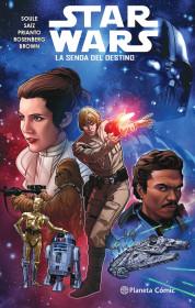 Star Wars nº 01 La senda del destino (tomo)
