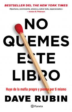 No quemes este libro