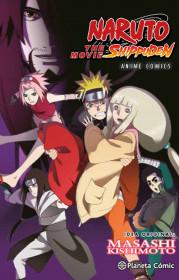 Naruto Anime Comic nº 01 Shippuden